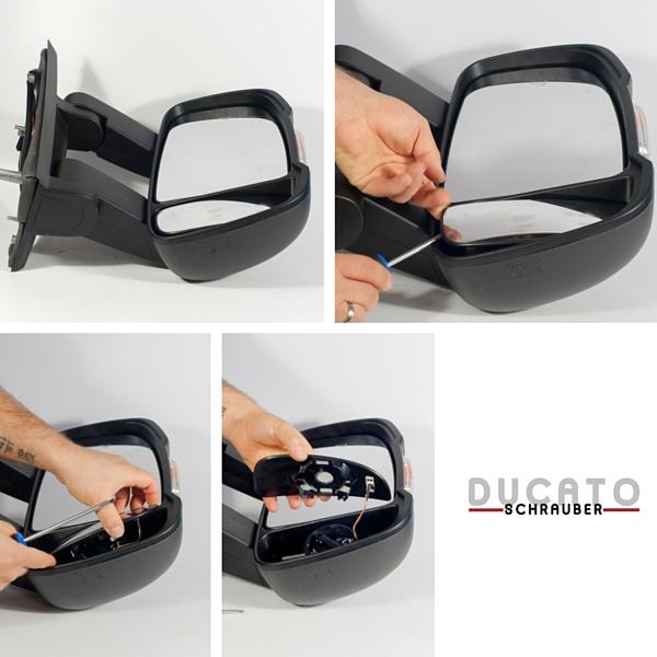 ducato spiegel wechseln dekoration bild idee. Black Bedroom Furniture Sets. Home Design Ideas