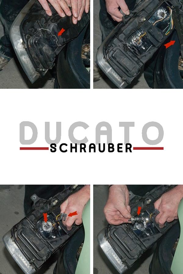 Gluehbirne wechseln Ducato Ducatoschrauber (2)