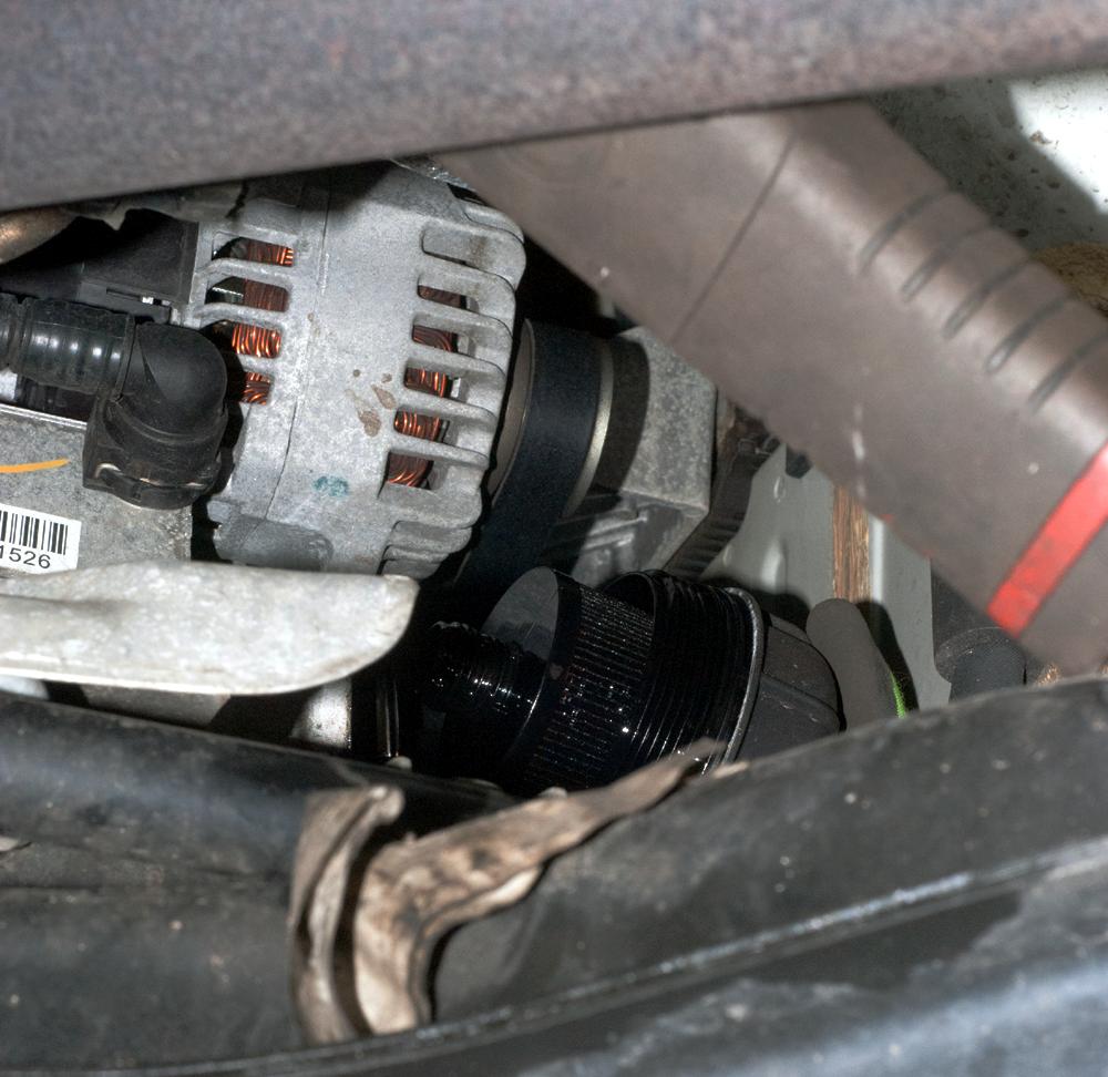 Ölfilter wechseln Fiat Ducato