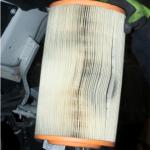 Filterwechsel beim Ducato Typ 250: Luftfilter wechseln – Teil 2