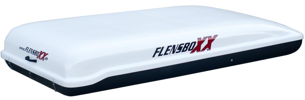 Flensboxx - Die größte Dachbox auf dem Markt