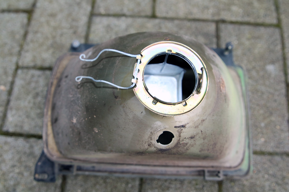 Scheinwerfer hinten Ducato Typ 290