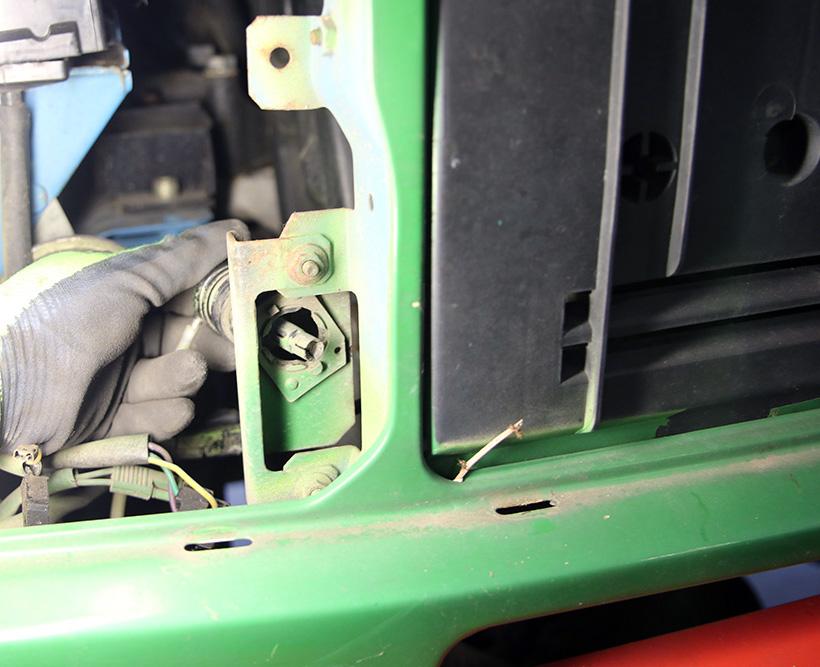 Stecker Scheinwerferhöhenverstellung Ducato Typ 290