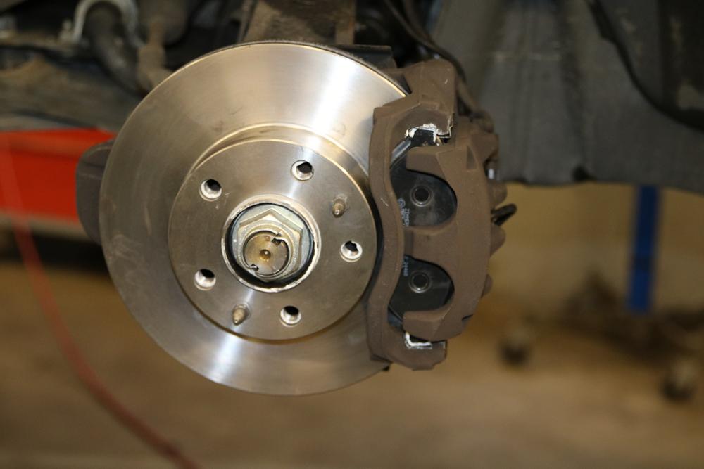 Bremsscheiben und Bremsbeläge Ducato Typ X250
