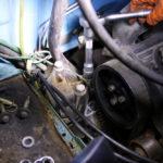 Zahnriemenwechsel am Fiat Ducato Typ 290 2,5D
