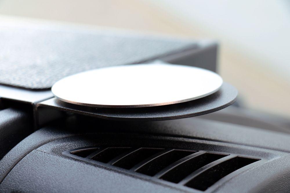 Magnete zur Befestigung von Handyhalterung oder ähnlichem