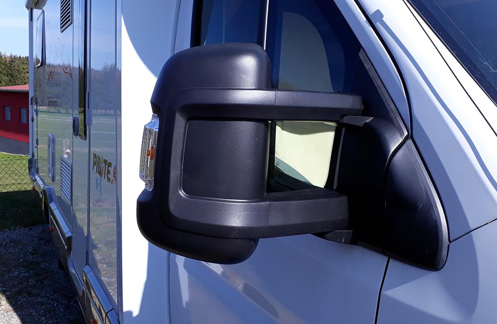 Links Fahrerseite Spiegelglas Beheizbar für Citroen Jumper 2007-2016