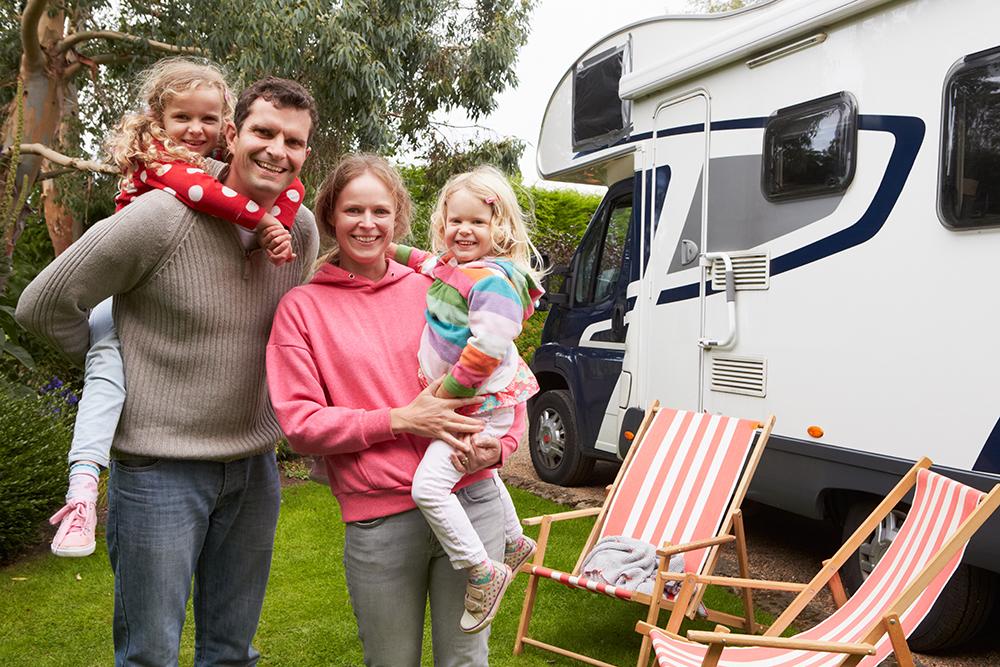 Abenteuer mit Familie: Pfingsten 2019 im Wohnmobil erleben