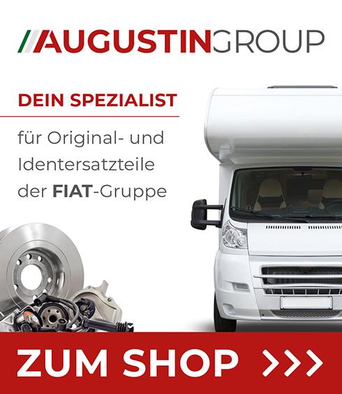Banner zum Shop der Augustin Group