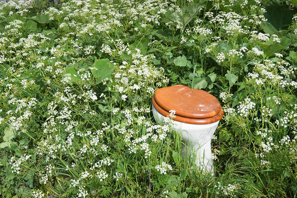 Die Sanitärflüssigkeit: Dein Urlaubsbegleiter für eine saubere Wohnmobil-Toilette.