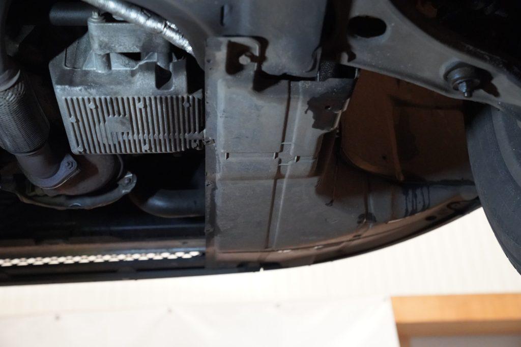 Bodenwanne Ducato 250 entfernen